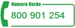 Numero verde informazioni